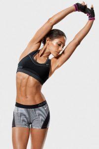 dámské fitness oblečení
