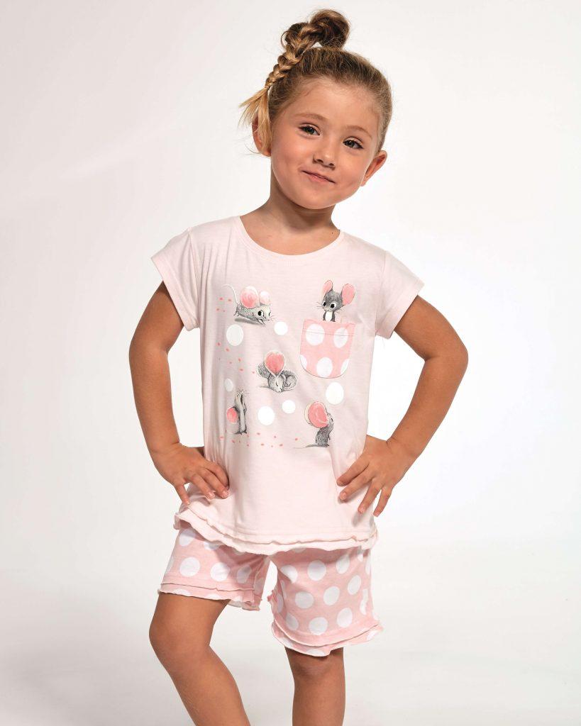 pyžamo pro dívky