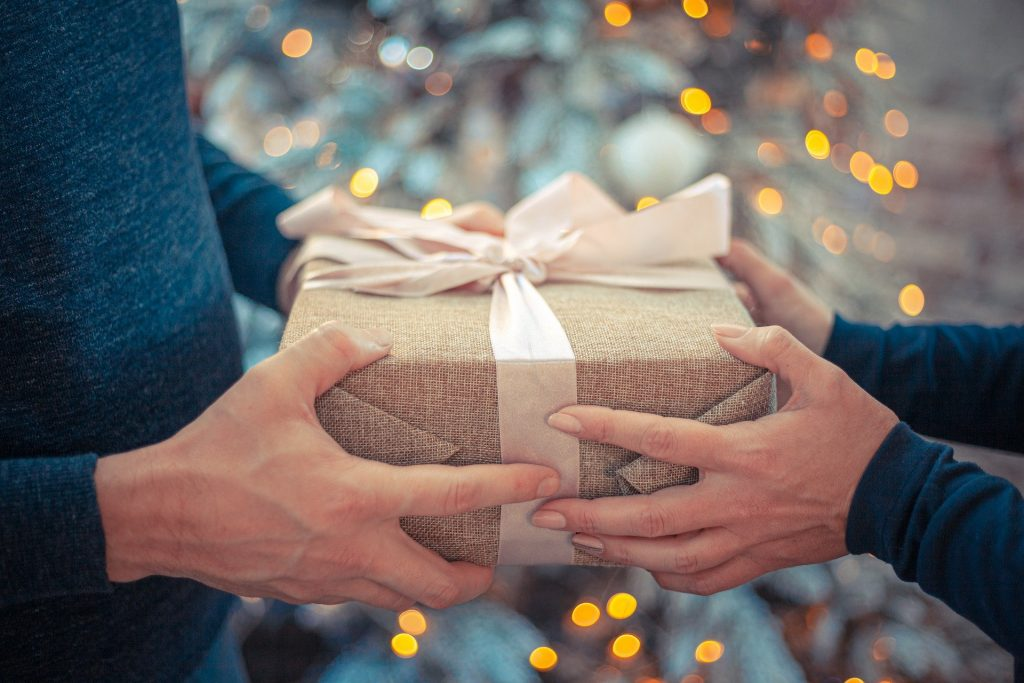 vianočný darček andrie